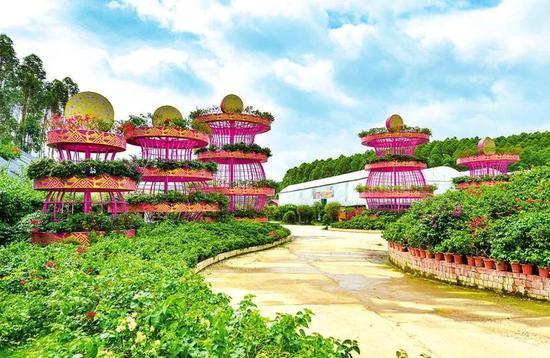 """2021年""""中国旅游日""""南宁主会场暨上林生态旅游养生节今日开幕"""
