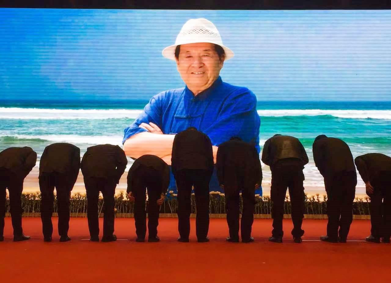 涛声依旧,中国画海洋绘画开拓者李海涛先生追思会在京
