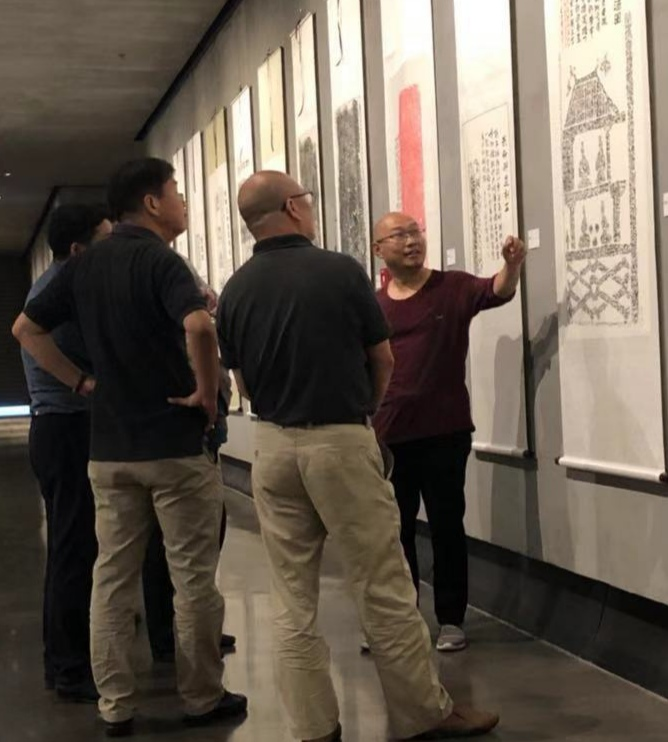 新时代·大汉雄风许兰武书法题跋作品展在厦门即将开幕