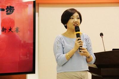 李锦记中国企业事务总监陈姝分享百年企业的创新文化