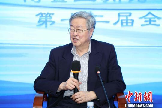 图为博鳌亚洲论坛副理事长、政协第十二届全国委员会副主席周小川 王子谦 摄