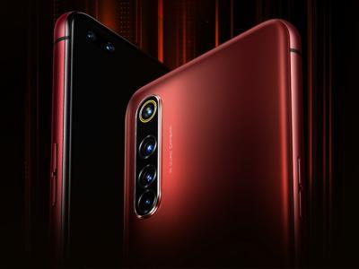 前后变焦六摄确认 realme X50 Pro关键配置提前曝光