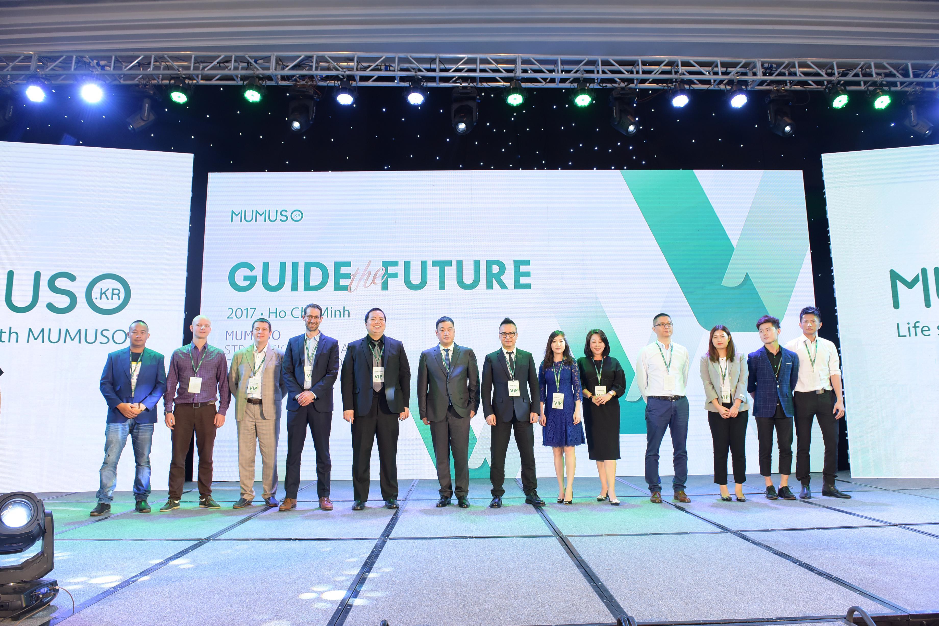 创赢V来 MUMUSO木槿生活战略合作暨全球高峰论坛在越南成功举办