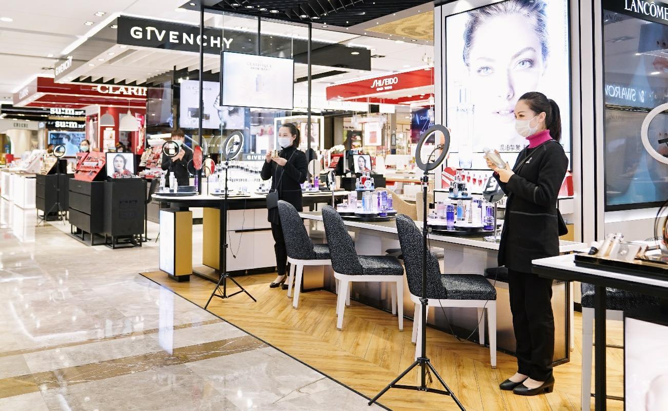 银泰百货开放300个新零售导购岗位招聘 武汉优先